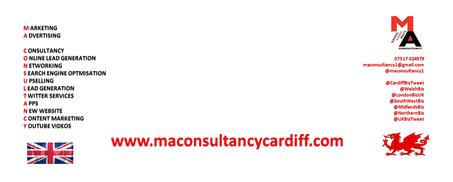 Cardiff Marketing Company in Wales