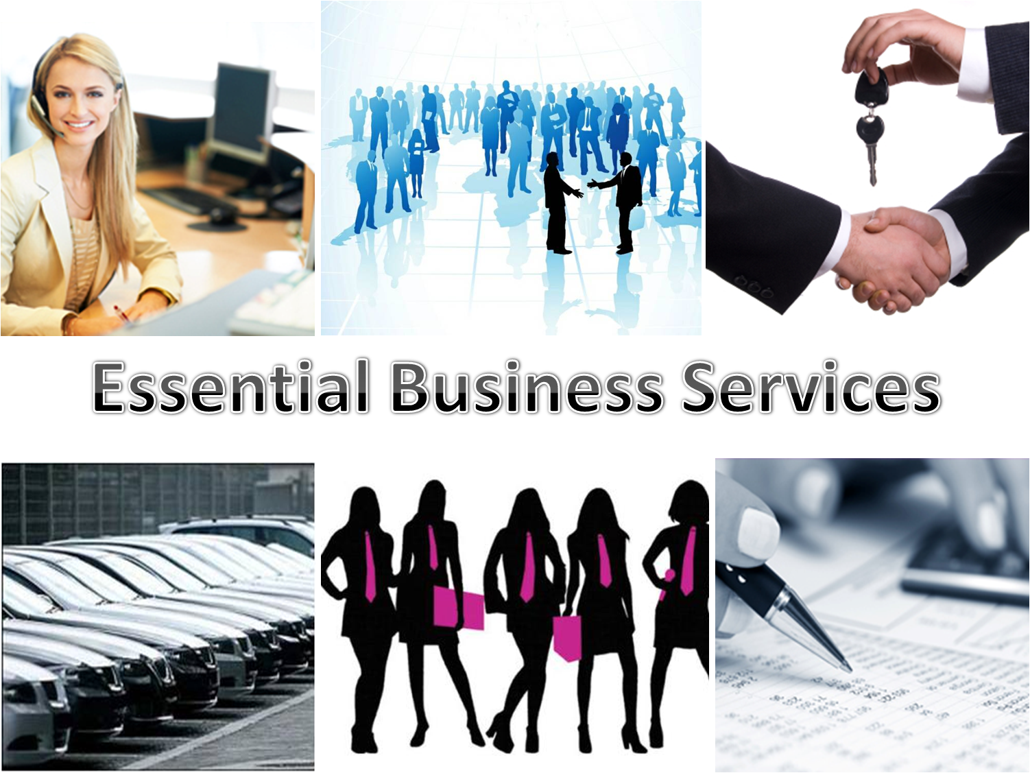 Business Services Cardiff, Wales