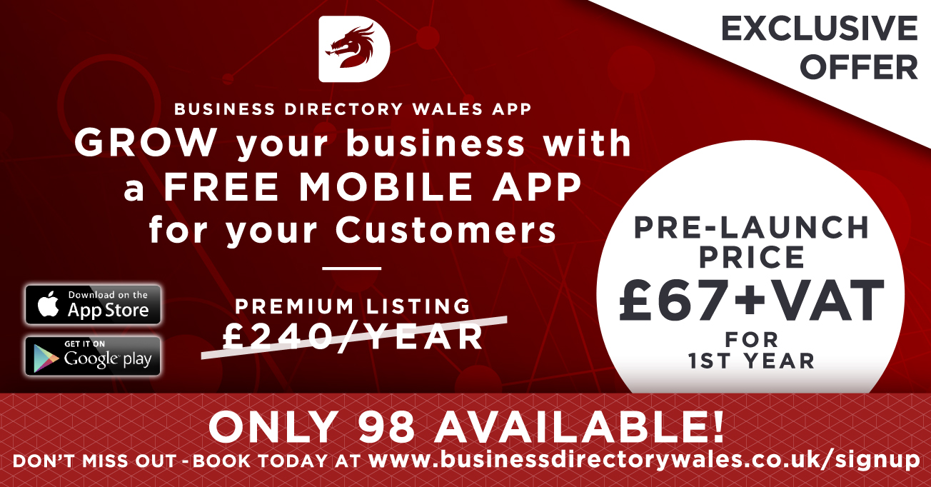 Business Directory Wales APP