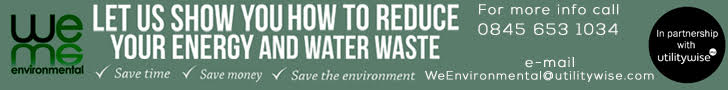 Reduce your energy and water waste