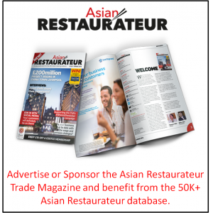 Trade Magazine Advertising to Asian Restaurants