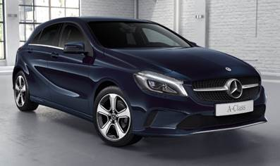 Mercedes A160 Sport Edition