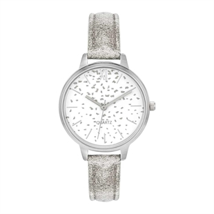 Abelle Watch - Silver, Turquoise or Pink