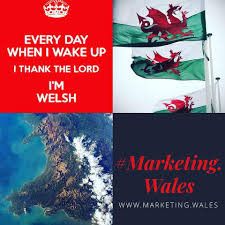 Marketing Wales images